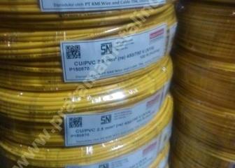 Jenis Kabel NYA 1 Core
