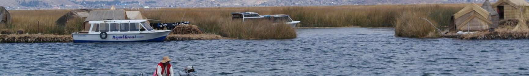 Proponen declarar las aguas del lago Titicaca y sus afluentes como sujetos de derechos
