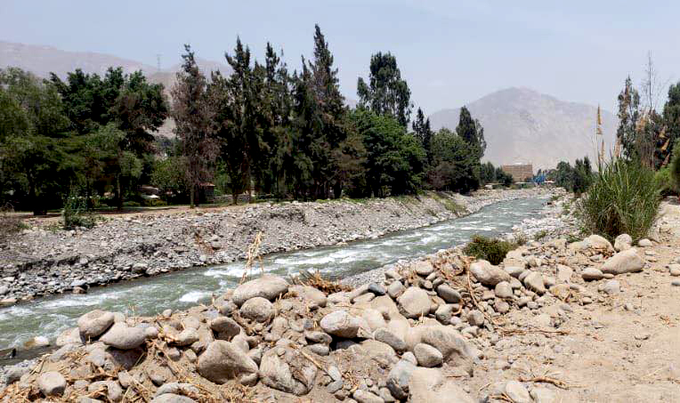 Ordenanza municipal incorpora componente de convivialidad entre la población y el río Lurín en Pachacamac