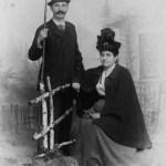 Carl Schaaf und Ehefrau Emilie