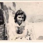 Liselotte Lang, Bad Fischau, 1945