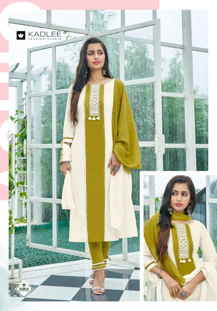 kadlee aarzoo ready made suits wholesale price surat