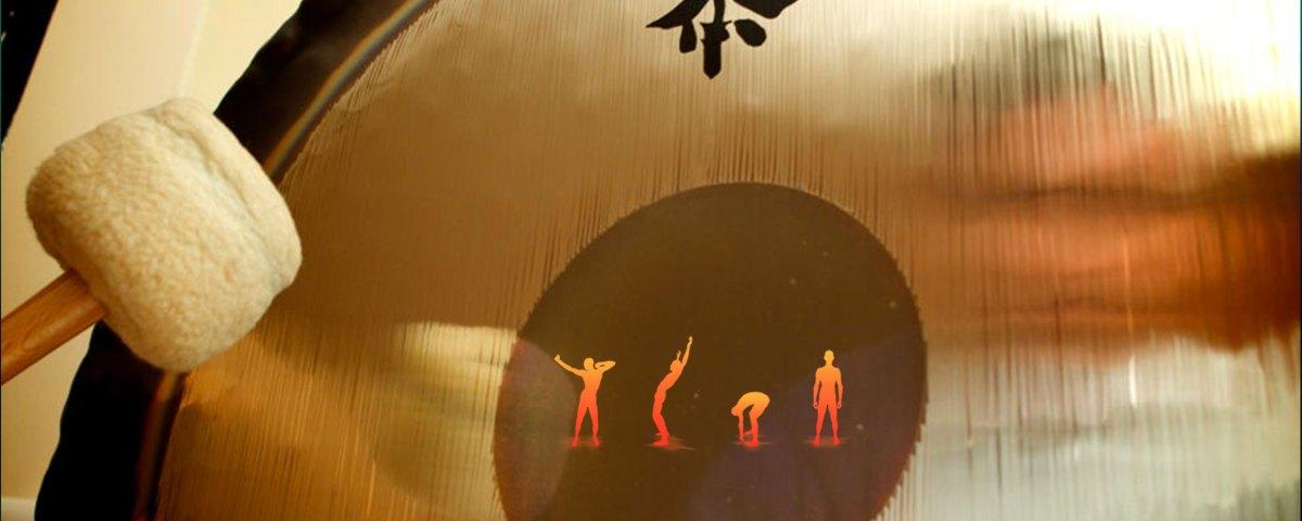 Bioenergetica e suoni di Gong: un'esperienza vibratoria