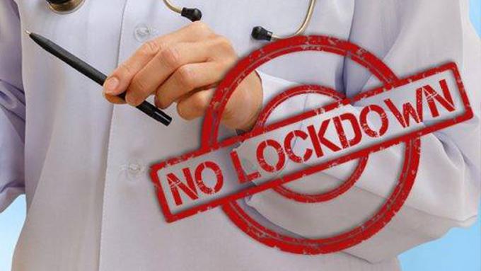 No-lockdown - Pratica bioenergetica