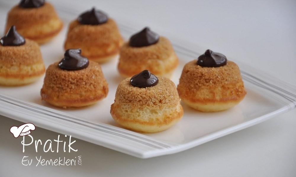 Bademli Mini Cheesecake