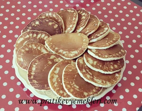 Kahvaltı İçin Pankek