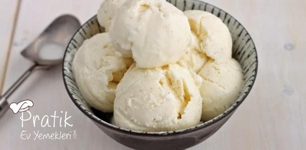 Gerçek Dondurma Tarifi