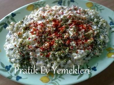 Semizotlu Kuskus Salatası