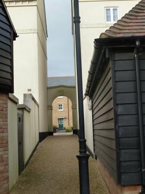 Footpad Alley