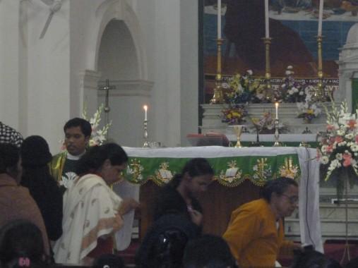 10.30 Hindi Mass at the Cathedral