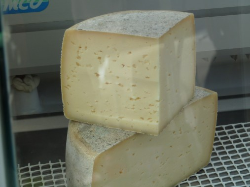 Montzy's cheese