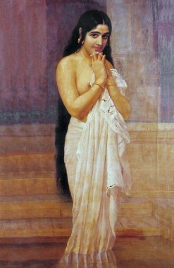 19th century popular art: Raja Ravi Verma