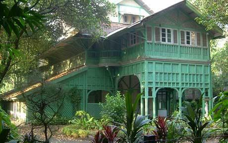Lockwood Kipling's house in Mumbai where Rudyard was born