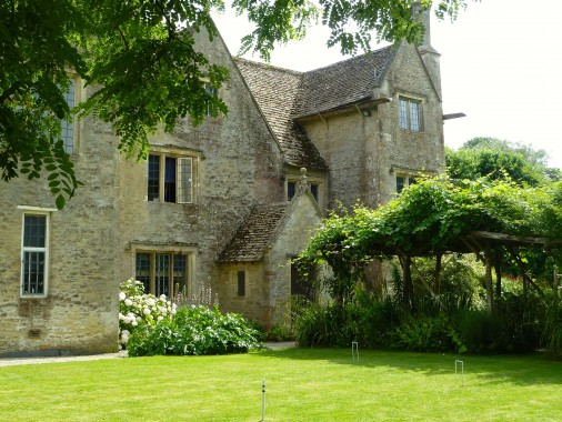 Kelmscott Manor- country home of Janey and William Morris