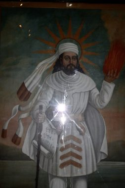 Zoroaster, the founder of the religion