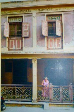 Old Parsi dwelling, Gujarat