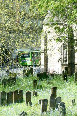 St Mary Magdalen churchyard