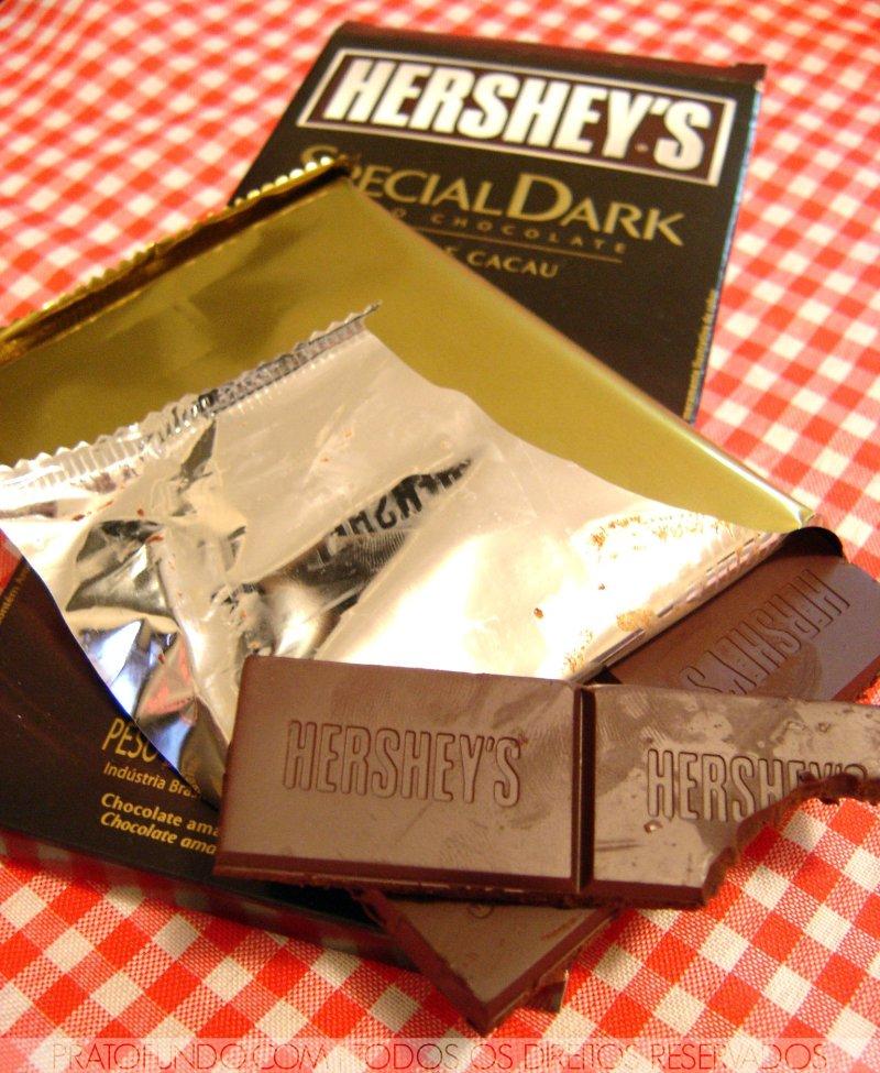 Hershey's Special Dark Laranja