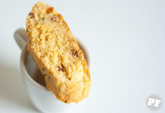 Biscotti de Queijo e Bacon
