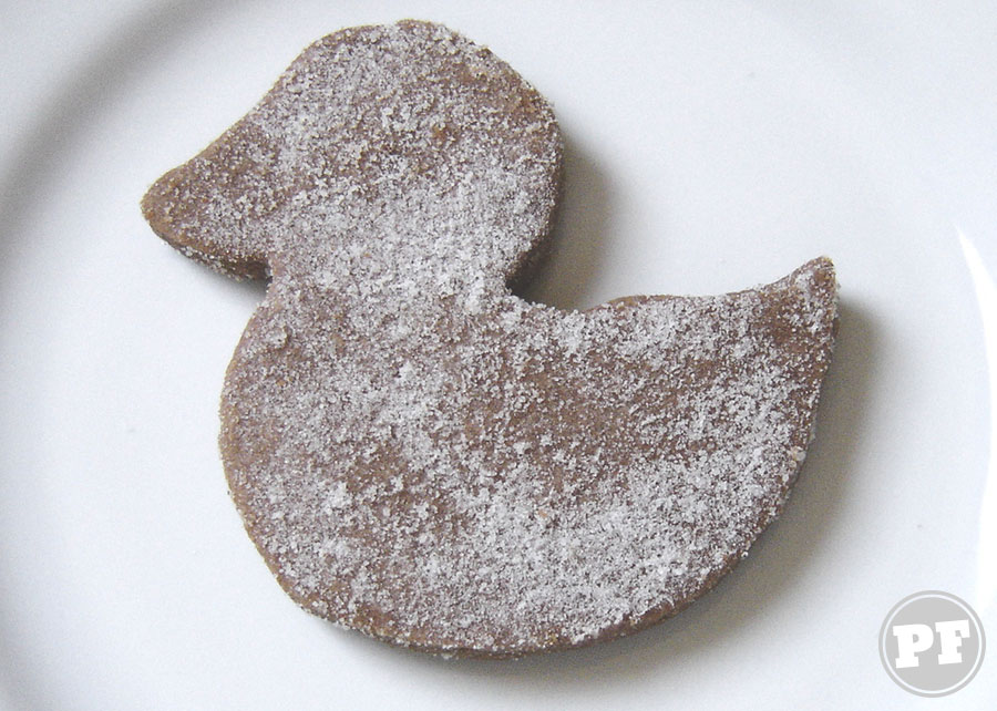 Bolacha Amanteigada de Chocolate por PratoFundo.com