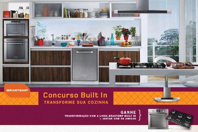 Brastemp Build-In: Transforme a sua cozinha