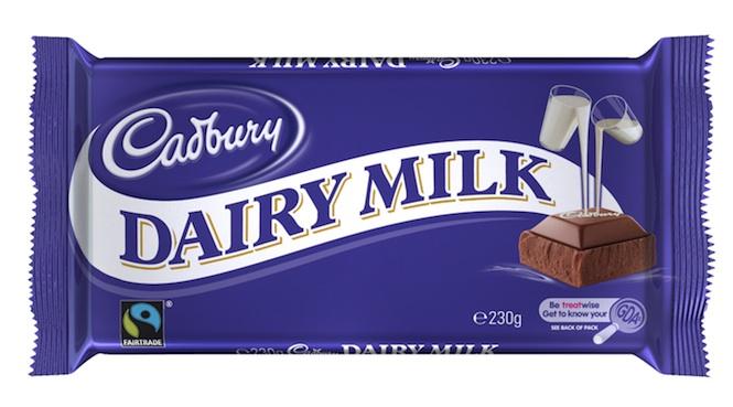 Cadbury cria Chocolate Resistente ao Calor