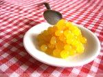 Esferas: Caviar de Maracujá
