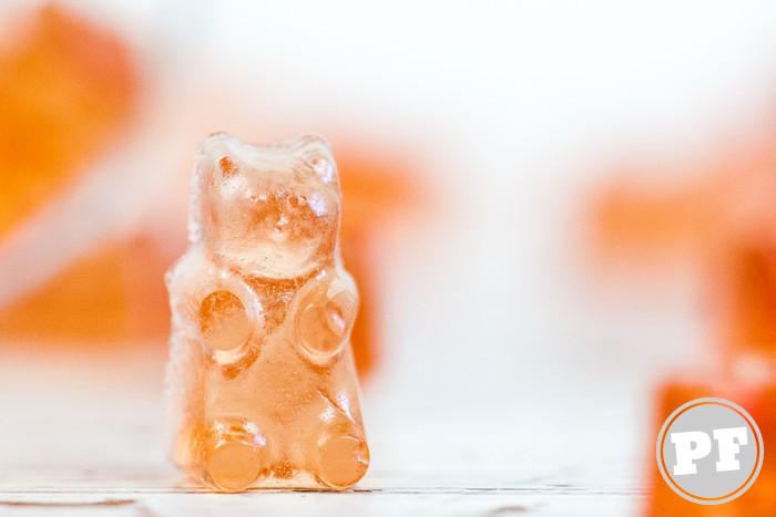 Gominha de Champagne (Champagne Gummy Bear)
