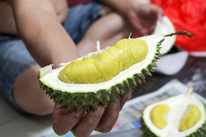 Durian por Jeng Shin