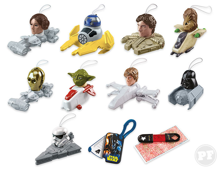 Kinder lança Ovinho  de Star Wars: Supresas
