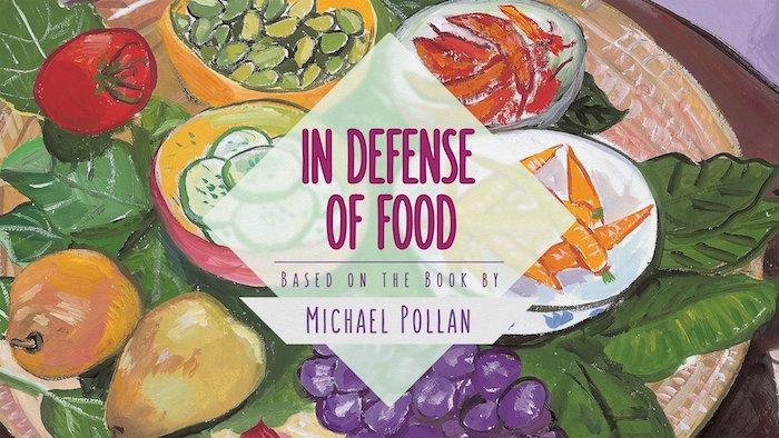 """Documentário """"Em Defesa da Comida"""" de Michael Pollan"""