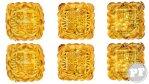 Mooncake e Chips de Banana