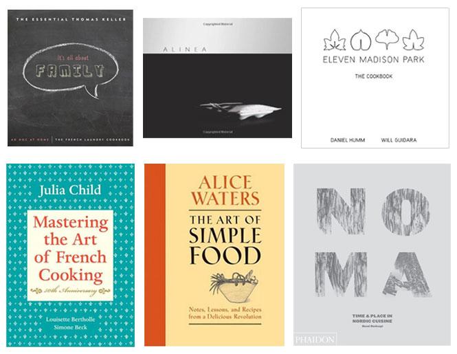 Guia FdA 2012: Livros - Chefs