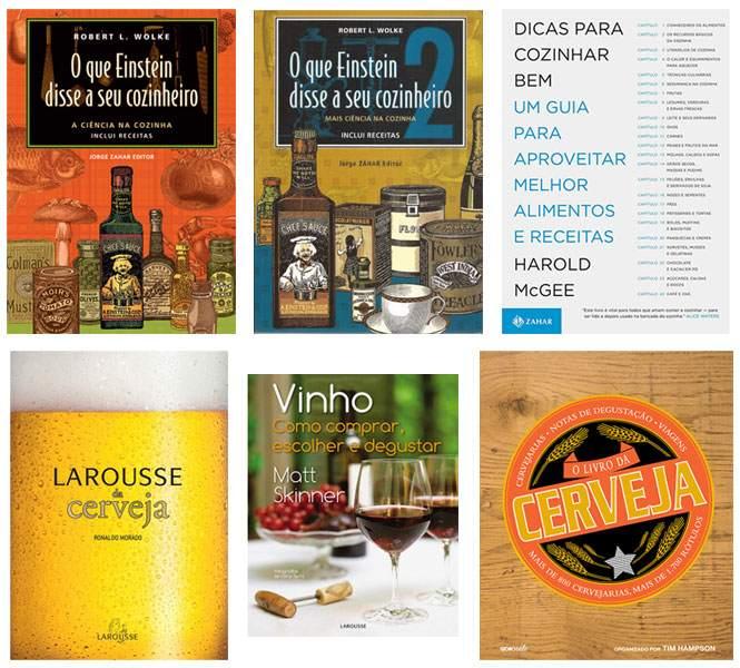 Guia FdA 2012: Livros - Variedade