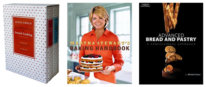 Guia FdA 2013: Livros - Julia Child, Martha, Michel