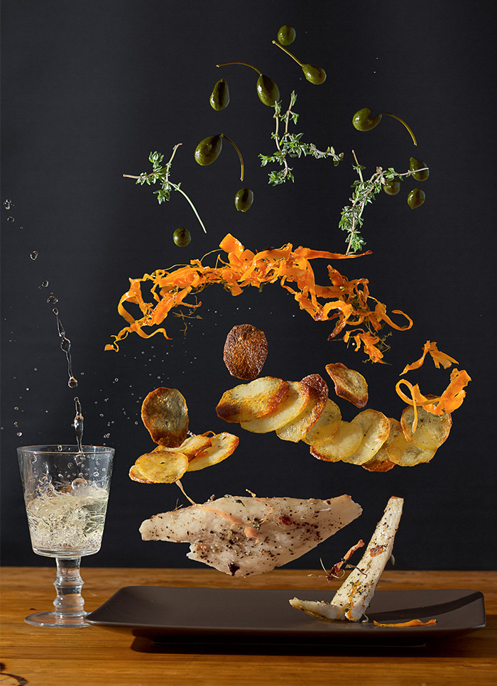Ingredientes Voadores de Nora Luther e Pavel Becker via PratoFundo.com