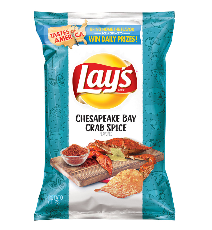 Lay's Crab Spice