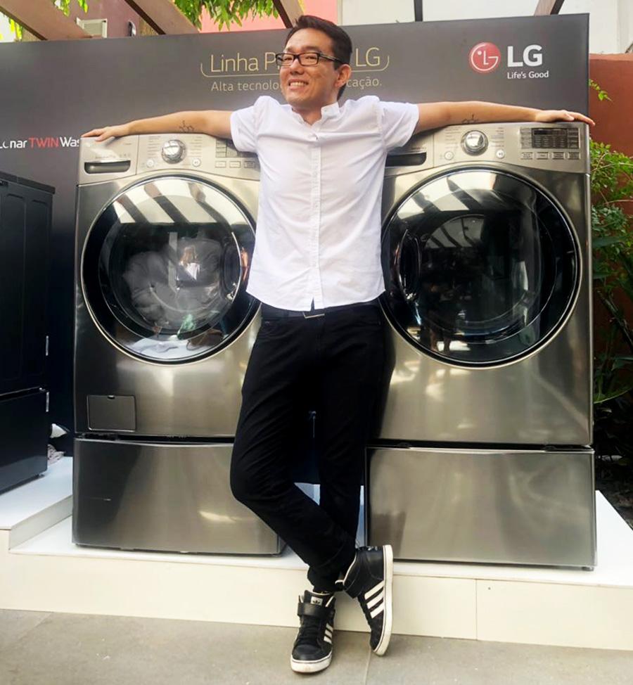 Lançamento das novidades da linha Premium da LG 2018