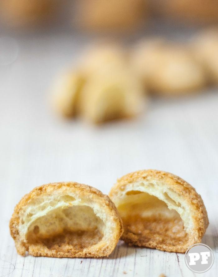 Como se faz: Pâte à Choux, Massa de Bomba e Craquelin por PratoFundo.com
