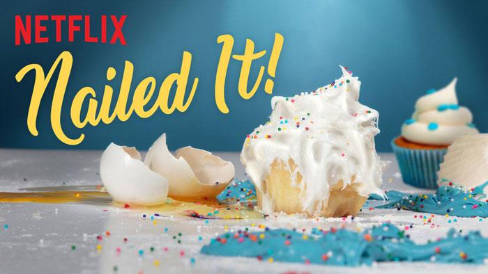 Netflix com PF: Nailed it, Crítica por PratoFundo.com