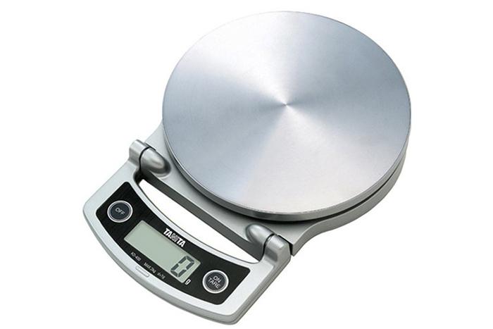 Balança de Precisão de Cozinha por PratoFundo.com