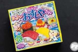 Popin' Cookin': Sushi e Sashimi Doces