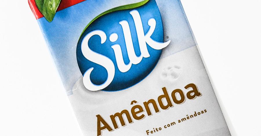 PraComer: Leite de Amêndoas da Silk