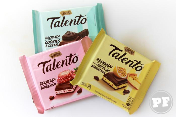 PraComer: Talento Morango, Maracujá e Cookies da Garoto