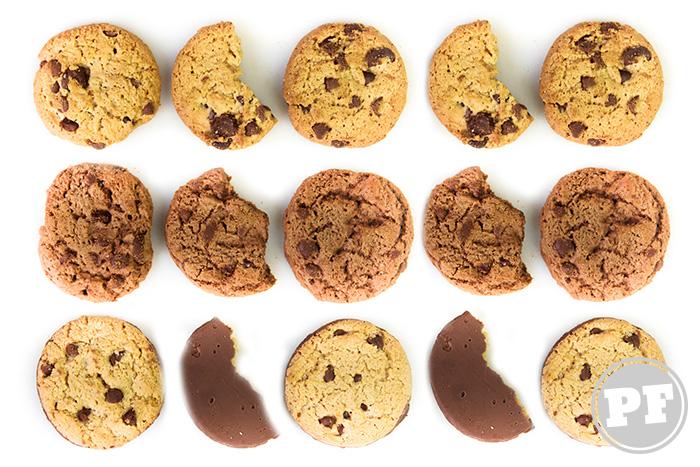 PraComer: Toddy Cookies Original, Chocolate e Chocobase
