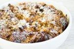 Pudim de Panetone e Caramelo por PratoFundo.com