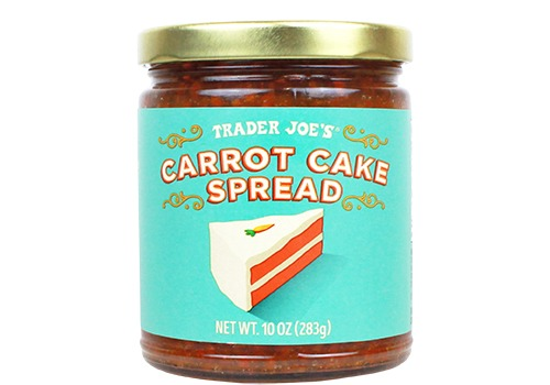 Carrot Cake Spread - Trader Joe's