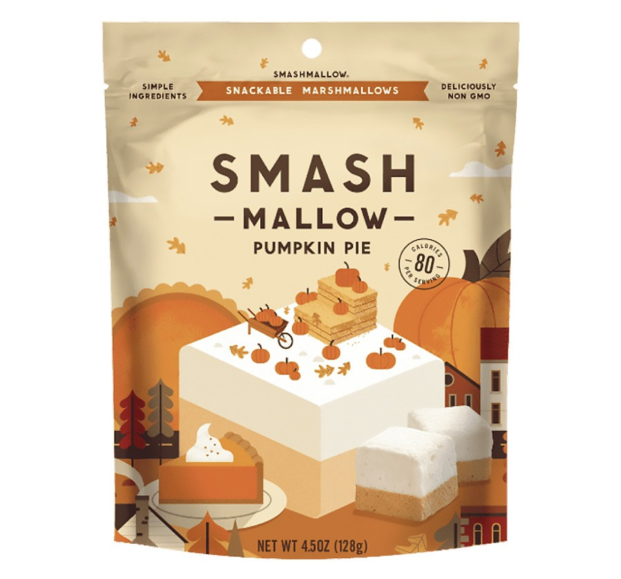 Pumpkin Pie SMASHMALLOW