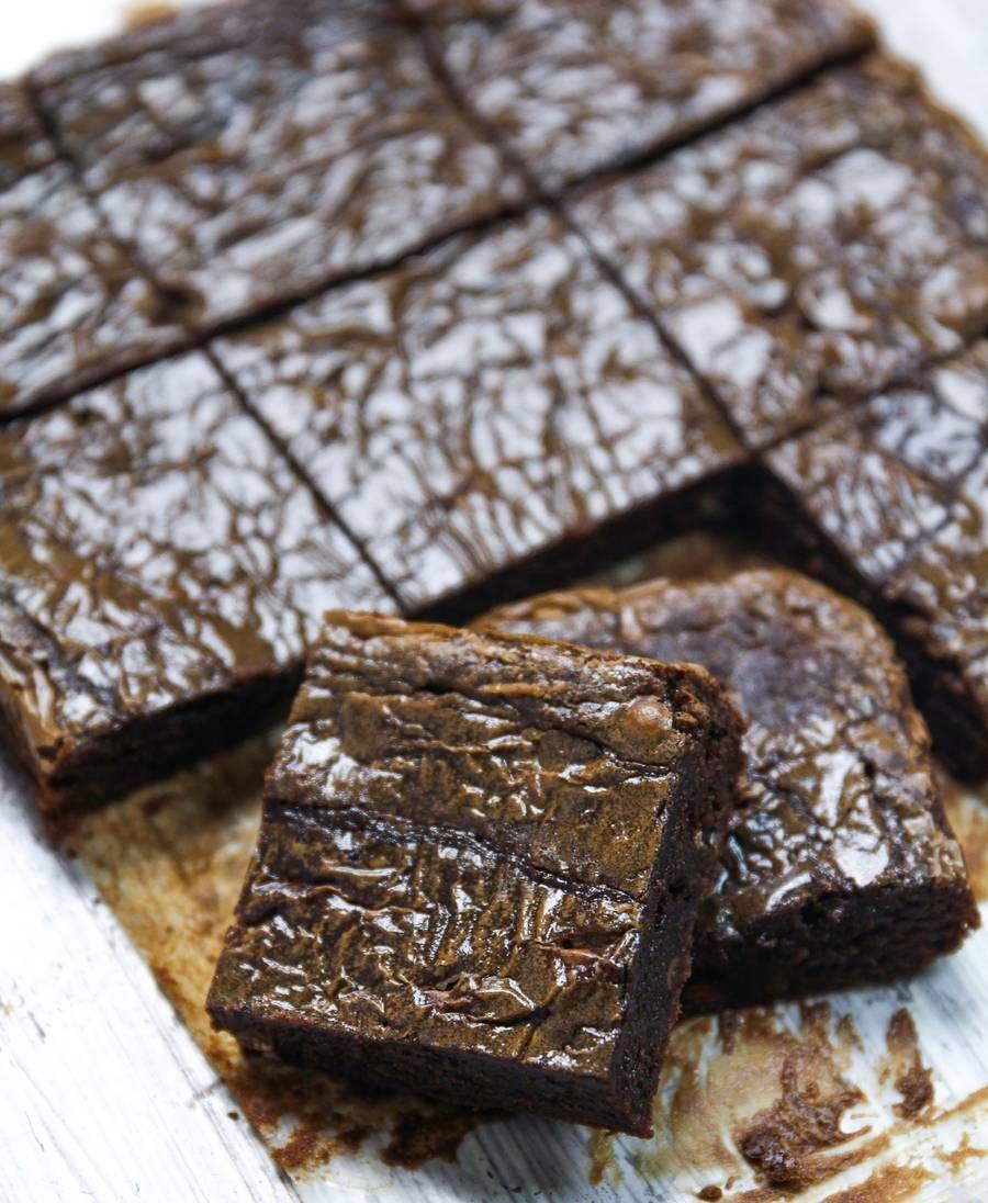 Brownie de Nutella Fácil com 3 Ingredientes