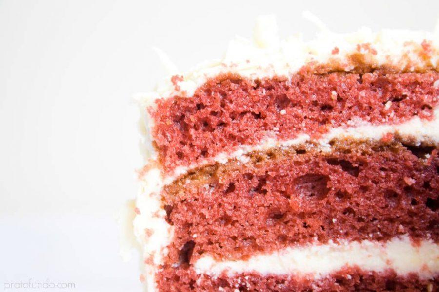 Red Velvet Cake e Chocolate Branco